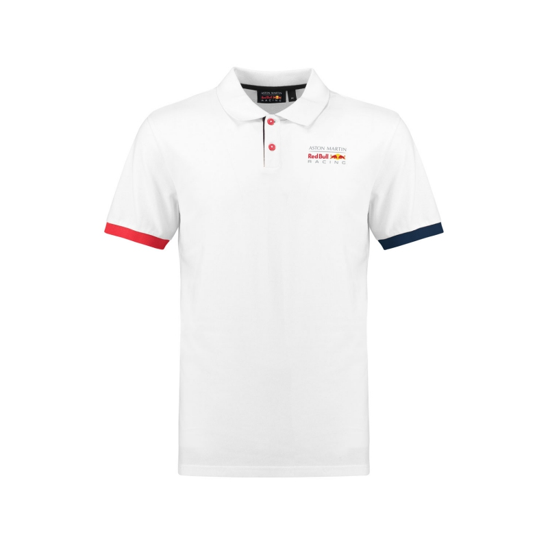 42d14b762eab Red Bull Racing pánske polo tričko Classic white 2018 - FAN-store.sk