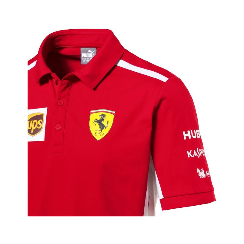 e21d5949372a3 Puma Ferrari pánske polo tričko red F1 Team 2018 - FAN-store.sk