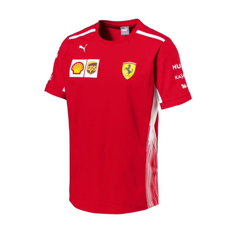 4033640181dfd Puma Ferrari pánske tričko red F1 Team 2018 - FAN-store.sk