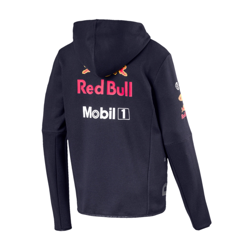 1fcfc3152c Red Bull Racing pánska mikina s kapucňou Hoodie navy F1 Team 2018 ...