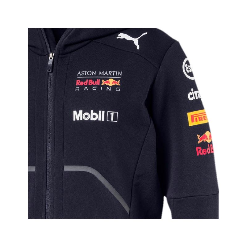 cea047489f ... Red Bull Racing pánska mikina s kapucňou Hoodie navy F1 Team 2018 ...