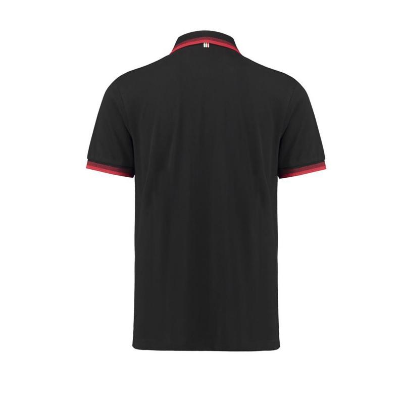 Ferrari pánske polo tričko Scuderia Collar black F1 Team 2018 - FAN ... 7bd1ea499eb