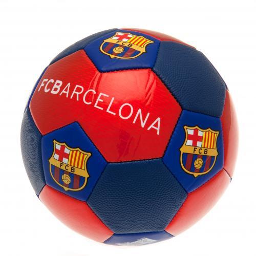 4fc4b1160fd82 FC Barcelona futbalová lopta Nuskin Football Size 5 - FAN-store.sk