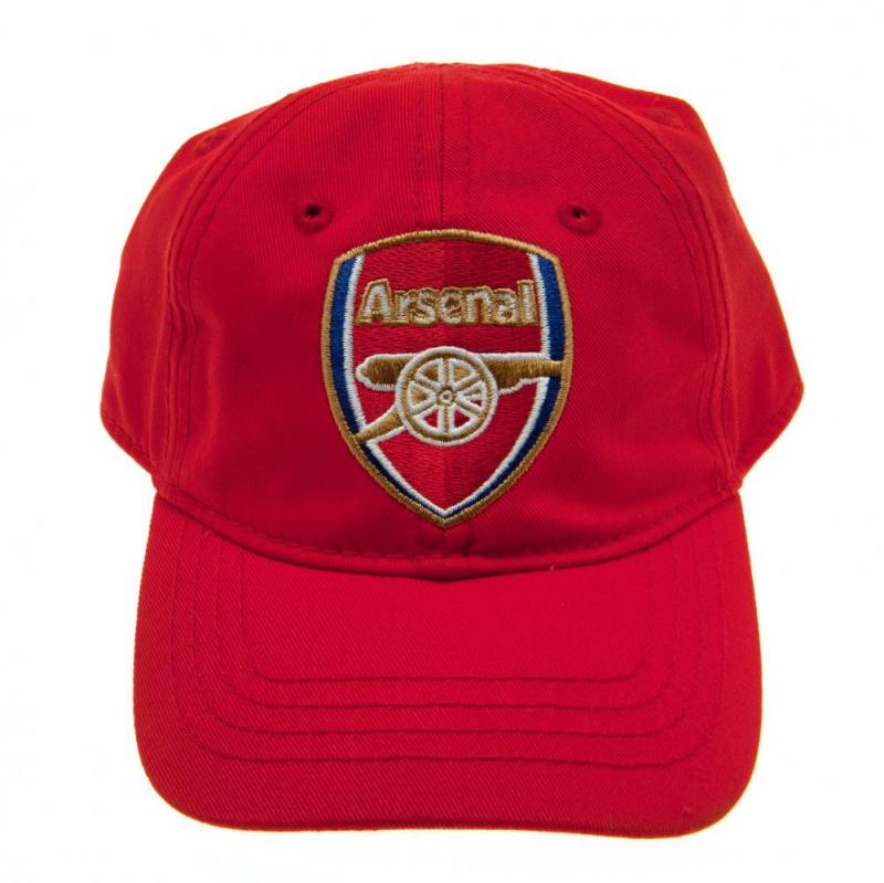 FC Arsenal detská čiapka baseballová šiltovka Infant Cap Red - FAN ... eff33a85647