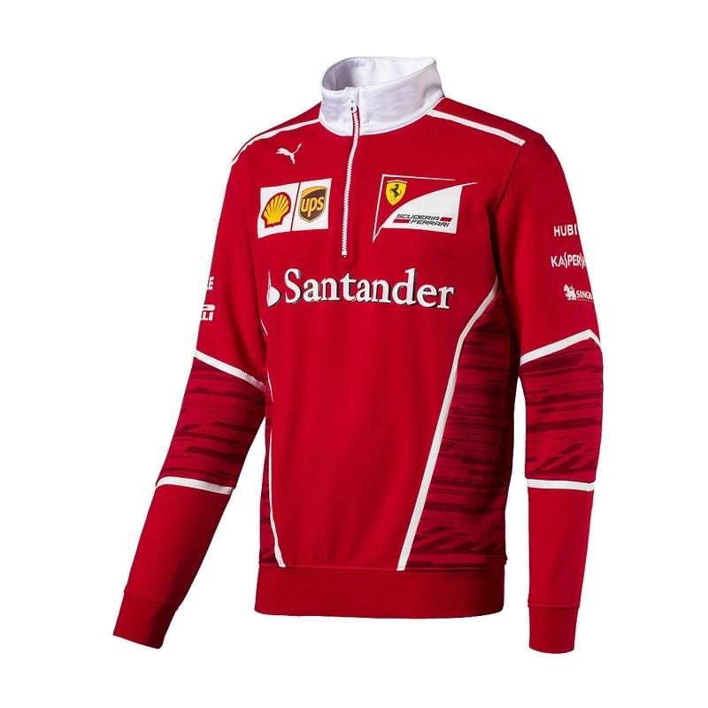 881bc18b26 Puma Ferrari pánska mikina F1 Team 2017 - FAN-store.sk