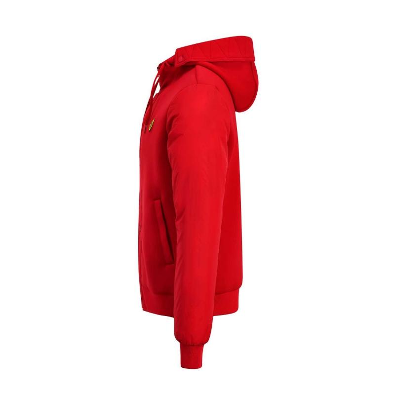 062c46a274 Ferrari pánska bunda s kapucňou red Bomber F1 Team 2019 - FAN-store.sk