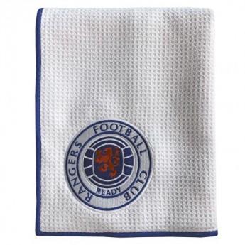 FC Rangers uterák na tvár Aqualock Caddy Towel