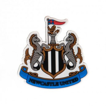 Newcastle United magnetka 3D Fridge Magnet