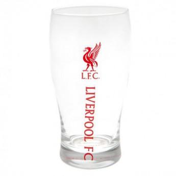 FC Liverpool poháre Tulip Pint Glass