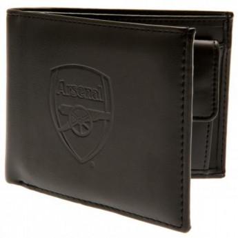 FC Arsenal peňaženka z technickej kože Debossed Wallet