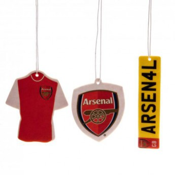 FC Arsenal vône do auta 3pk Air Freshener