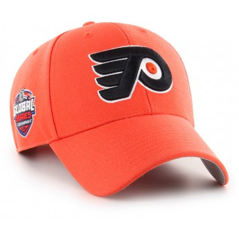 Philadelphia Flyers čiapka baseballová šiltovka 47 Brand Captain Sure Shot MVP NHL orange GS19