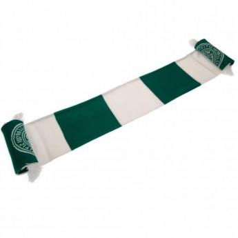 FC Celtic zimný šál Bar Scarf