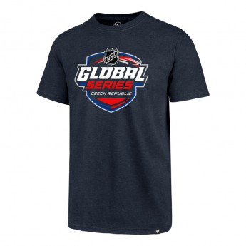 NHL produkty pánske tričko 47 Brand Club Tee NHL Global Series GS19