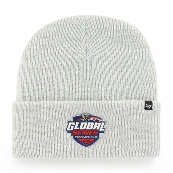 NHL produkty zimná čiapka 47 Brand Brain Freeze Cuff Knit NHL Global Series GS19