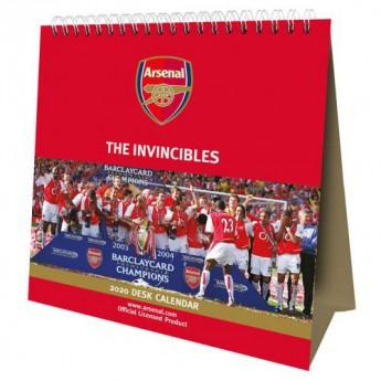 FC Arsenal stolový kalendár 2020
