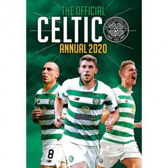 FC Celtic kniha ročenka Annual 2020