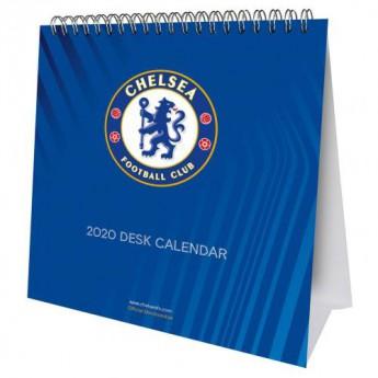 FC Chelsea stolový kalendár 2020