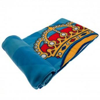 Real Madrid fleecová deka Blanket XL