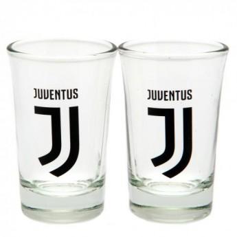 Juventus Torino panák štamprlík 2pk Shot Glass Set