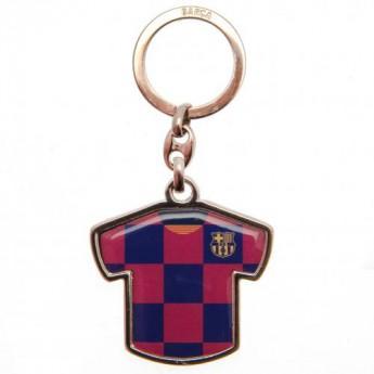 FC Barcelona prívesok Keyring Home Shirt