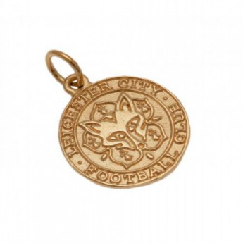 Leicester City zlatý prívesok 9ct Gold Pendant