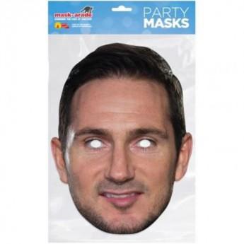 FC Chelsea maska na tvár Frank Lampard