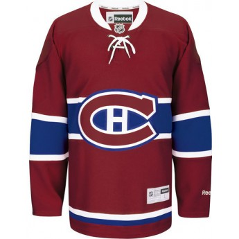 Montreal Canadiens hokejový dres red Premier Jersey Home
