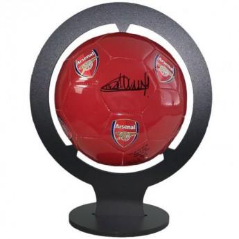 Legendy futbalová lopta Arsenal FC Henry Signed Football (Framed)