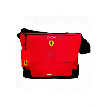 Ferrari taška na notebook Messenger red F1 Team 2019