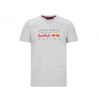 Red Bull Racing pánske tričko logo grey F1 Team 2020