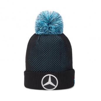 Mercedes AMG Petronas zimná čiapka EQ black F1 Team 2020