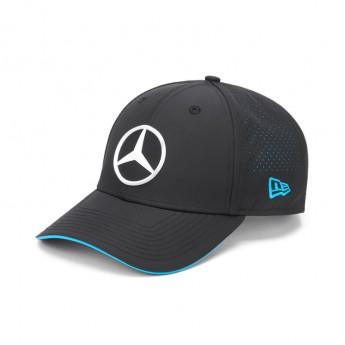 Mercedes AMG Petronas detská čiapka baseballová šiltovka EQ black F1 Team 2020