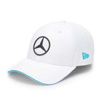 Mercedes AMG Petronas detská čiapka baseballová šiltovka EQ white F1 Team 2020