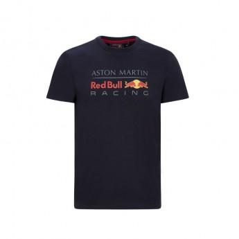 Red Bull Racing pánske tričko logo navy F1 Team 2020