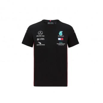 Mercedes AMG Petronas detské tričko black F1 Team 2020