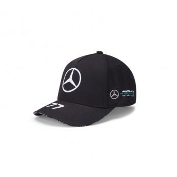 Mercedes AMG Petronas čiapka baseballová šiltovka Valtteri Bottas black F1 Team 2020