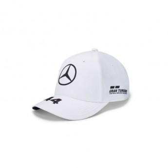 Mercedes AMG Petronas detská čiapka baseballová šiltovka Lewis Hamilton white F1 Team 2020