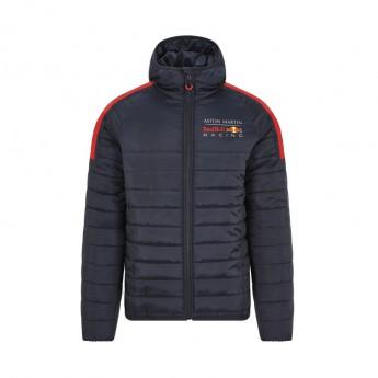Red Bull Racing pánska bunda s kapucňou padded navy F1 Team 2020