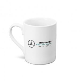 Mercedes AMG Petronas hrnček logo white F1 Team 2020