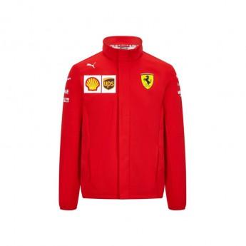 Ferrari pánska bunda softshell red F1 Team 2020