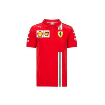 Ferrari polokošeľa red F1 Team 2020