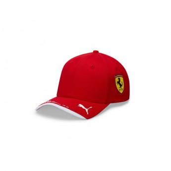 Ferrari čiapka baseballová šiltovka red F1 Team 2020