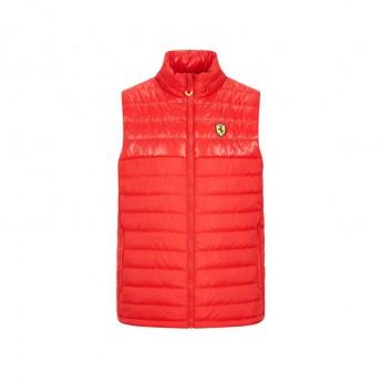 Ferrari pánska vesta padded gilet red F1 Team 2020