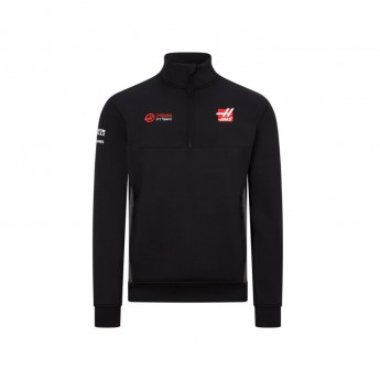 Haas F1 pánska mikina black F1 Team 2020