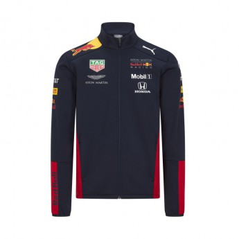 Red Bull Racing pánska bunda teamwear softshell F1 Team 2020