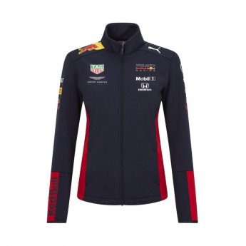Red Bull Racing dámska bunda teamwear softshell F1 Team 2020