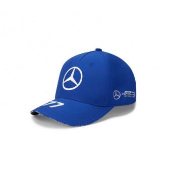 Mercedes AMG Petronas čiapka baseballová šiltovka Valtteri Bottas blue F1 Team 2020