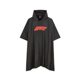 Formule 1 dámska bunda Poncho black 2020