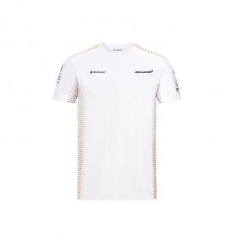 Mclaren Honda pánske tričko white F1 Team 2020